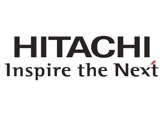 Logo Hitachi inspire the next Vector Download Free