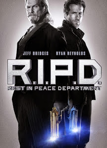 Poster Of R.I.P.D. (2013) In Hindi English Dual Audio 300MB Compressed Small Size Pc Movie Free Download Only At 300Mb.cc