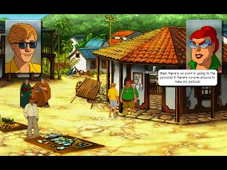 Free Download Games Broken Sword II The Smoking Mirror ps1 iso Untuk komputer Full Version  ZGAS-PC