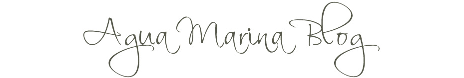 Agua Marina Blog
