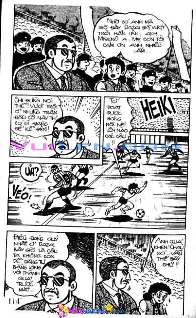 Jindodinho - Đường Dẫn Đến Khung Thành III  Tập 19 page 114 Congtruyen24h