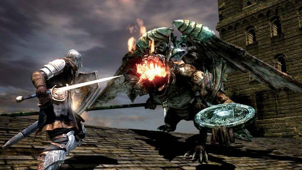 Dark Souls, RPG, Xbox 360, PS3, gaming, video games, Console, article, review, Future Pixel