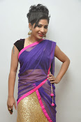 Madhulagna Das Half Saree photos-thumbnail-2