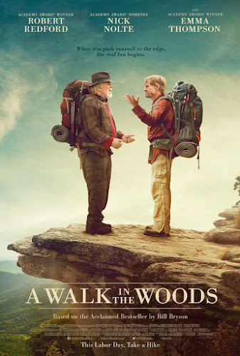 A Walk in the Woods (BRRip 1080p Dual Latino / Ingles) (2015)