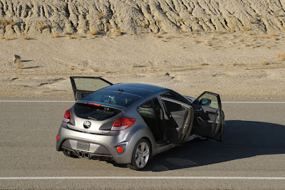 2013 Hyundai Veloster Turbo Elegant Design