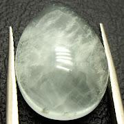 Batu Permata Milky Aquamarine - SP754