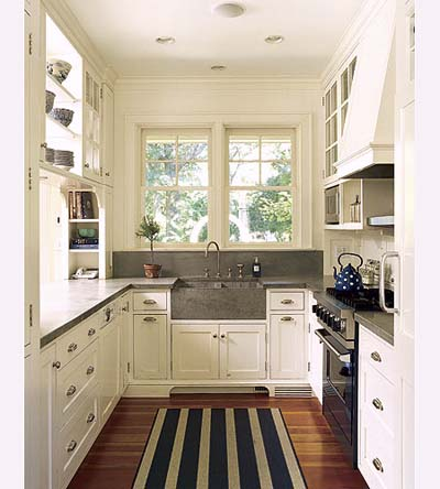 space saving for small kitchens ideas