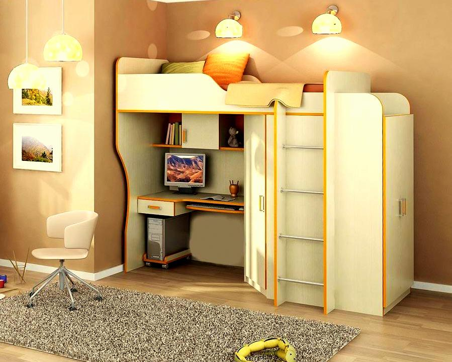 Kreativiti dekorasi bilik tidur anak anda relaks minda - Dibujos en habitaciones infantiles ...