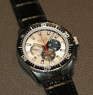 Montre Zenith Stratos Flyback El Primero Striking 10th