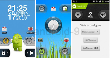 Android LockScreen - Aplikasi Kunci Layar terbaik