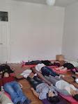 Yoga:  relaxamento profundo