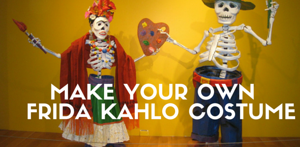 Frida Kahlo Costume - Make Your Own