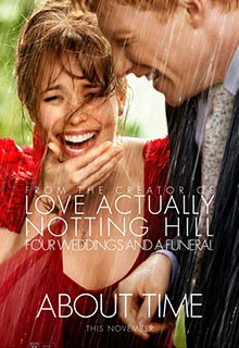 About Time Movie Poster 2013