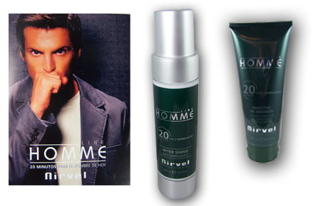 Mens Cosmetic Packaging