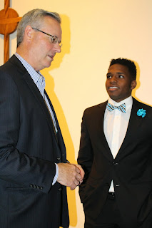 Montgomery Catholic Honors Senior Athletes 2