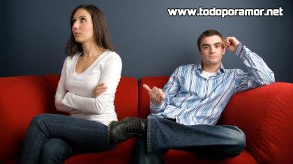 ¿Discusiones de pareja constantes?