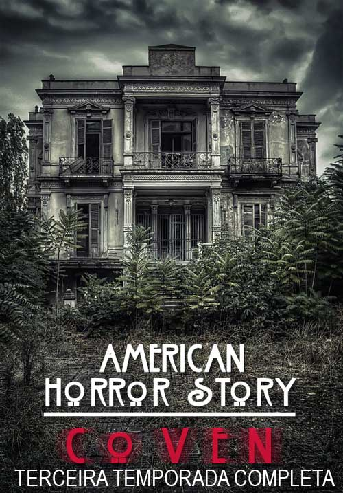 American Horror Story: Coven 3ª Temporada Torrent - BluRay 720p Dual Áudio