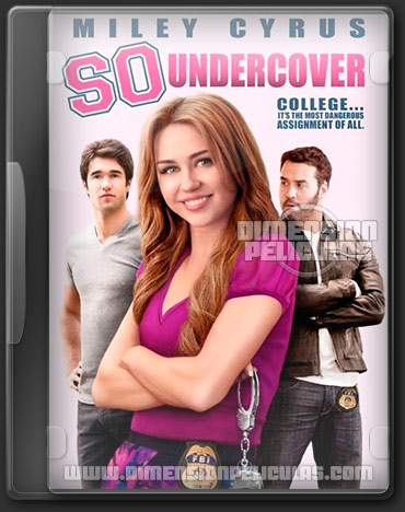 So Undercover (DVDRip Ingles Subtitulada) (2012)