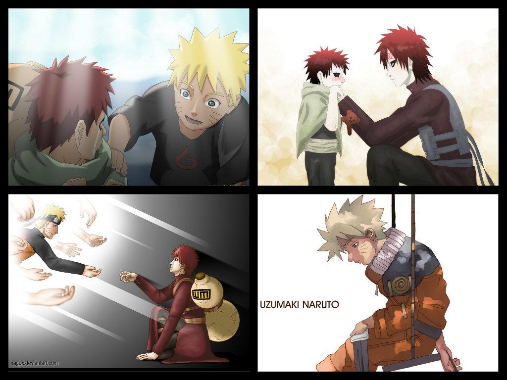 Kata Keren Naruto Anime Kesedihan Kesendirian Itu Menyakitkan