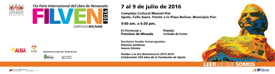 12º Feria Internacional del Libro de Venezuela 2016