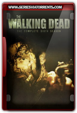 The Walking Dead 6ª Temporada Completa Dublado – Torrent WEB-DL 720p
