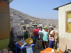 Lima, Peru: April 2013
