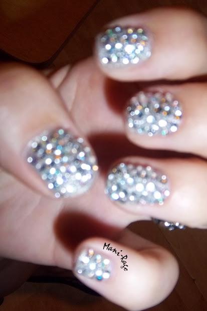 manirage birthday diva nails