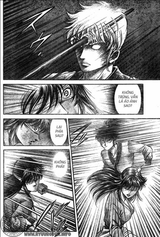 Chú Bé Rồng - Ryuuroden chap 207 - Trang 12
