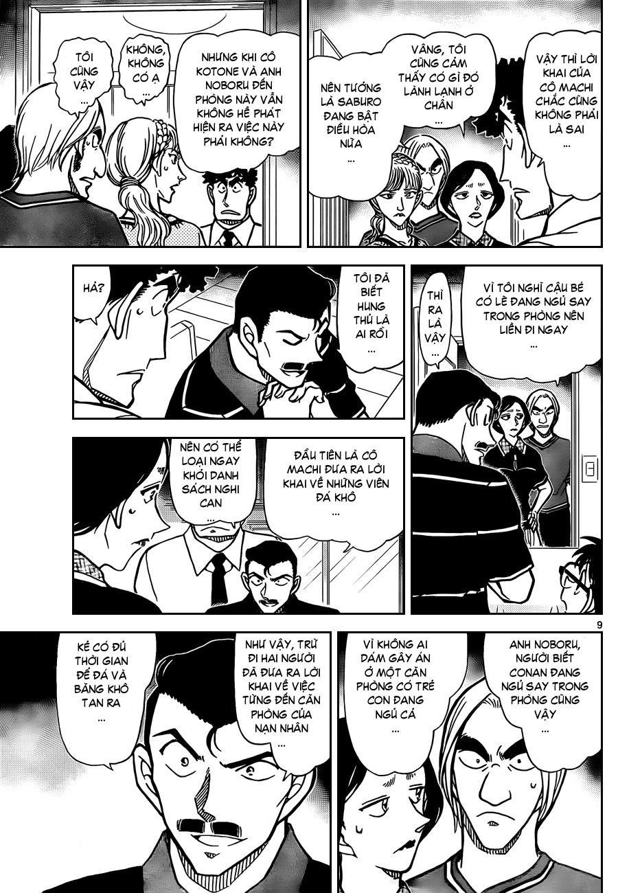 Thám Tử Lừng Danh Conan - Chapter 827 - Pic 10