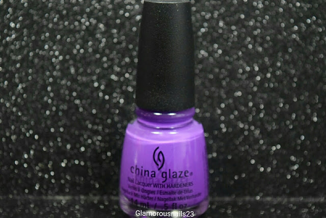 "China Glaze Electric Nights ""Plur-ple"""