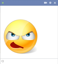 Be Up To No Good Facebook Smiley