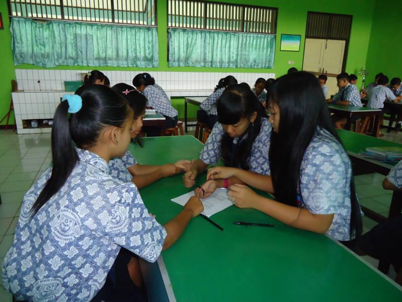 Smp Negeri 3 Bobotsari Pembelajaran Kontekstual Kemagnetan Bersama Kelas Ix D