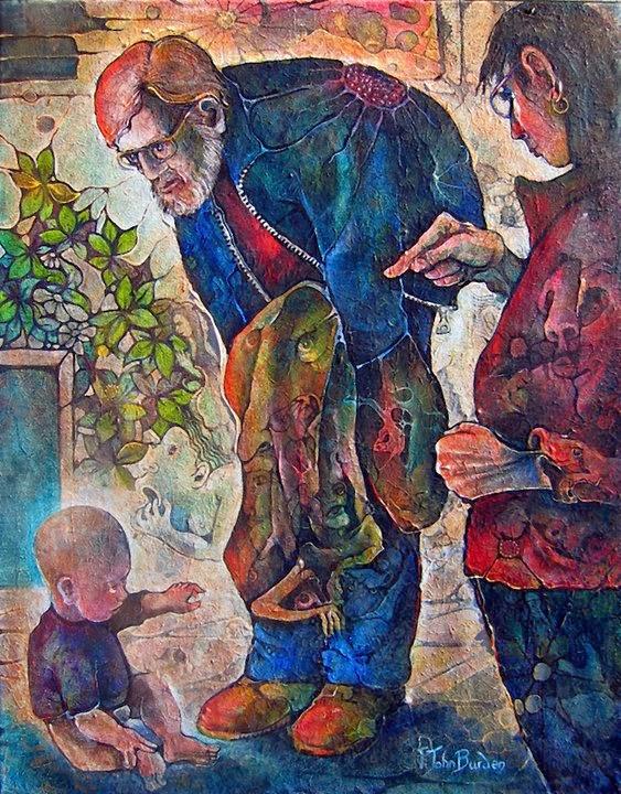 John Burden |Symbolic Artist
