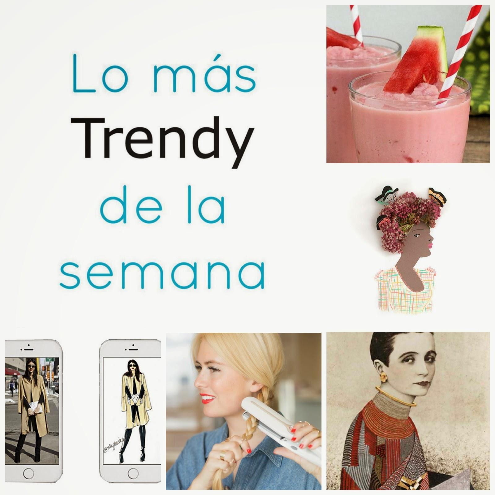 Lo mas trendy de la semana planes recomendaciones fin de semana Madrid estilo de vida estilista Arte cultura moda