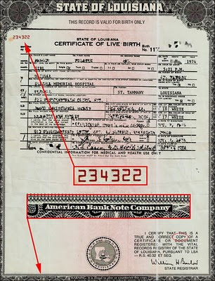 Stop The Pirates: The Uniform Commercial Code and your Birth Certificate