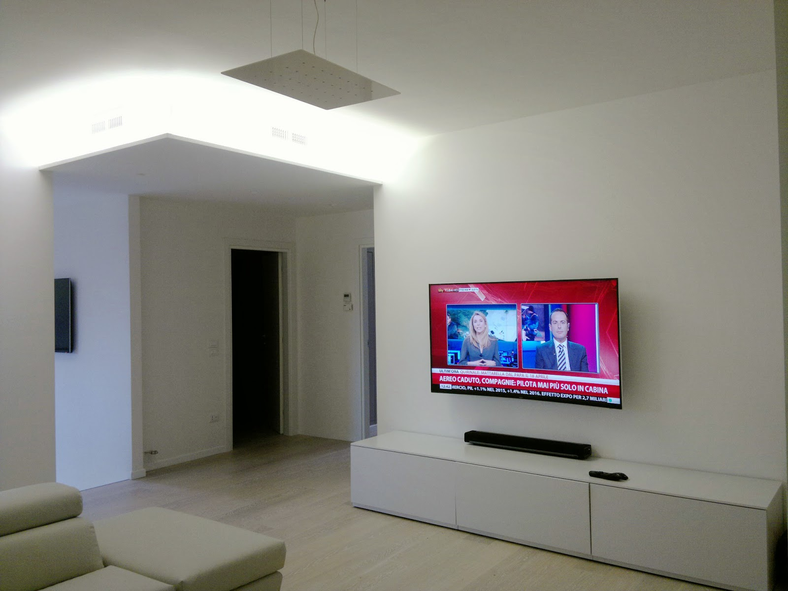 Illuminazione Soggiorno Led: Consigli + 1 per l'illuminazione ...
