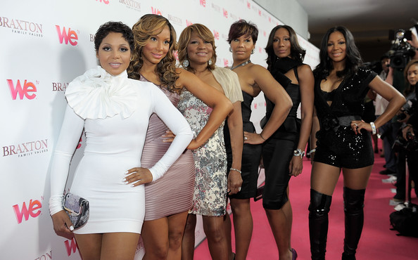 Tamar Braxton Family Values