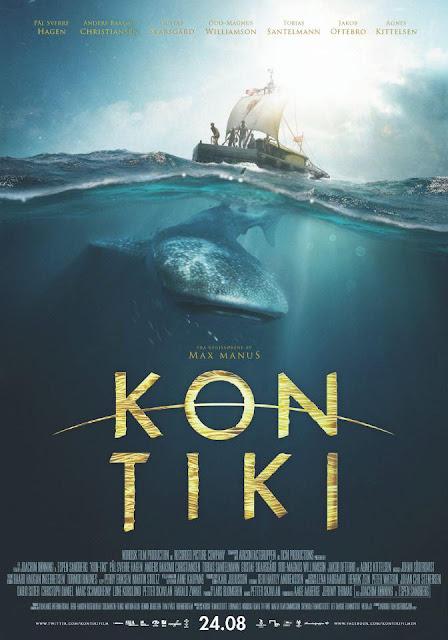 Kon-tiki (Un viaje fantástico) (2012) DvdRip Subtitulada