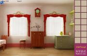 Red Curtain Room Escape