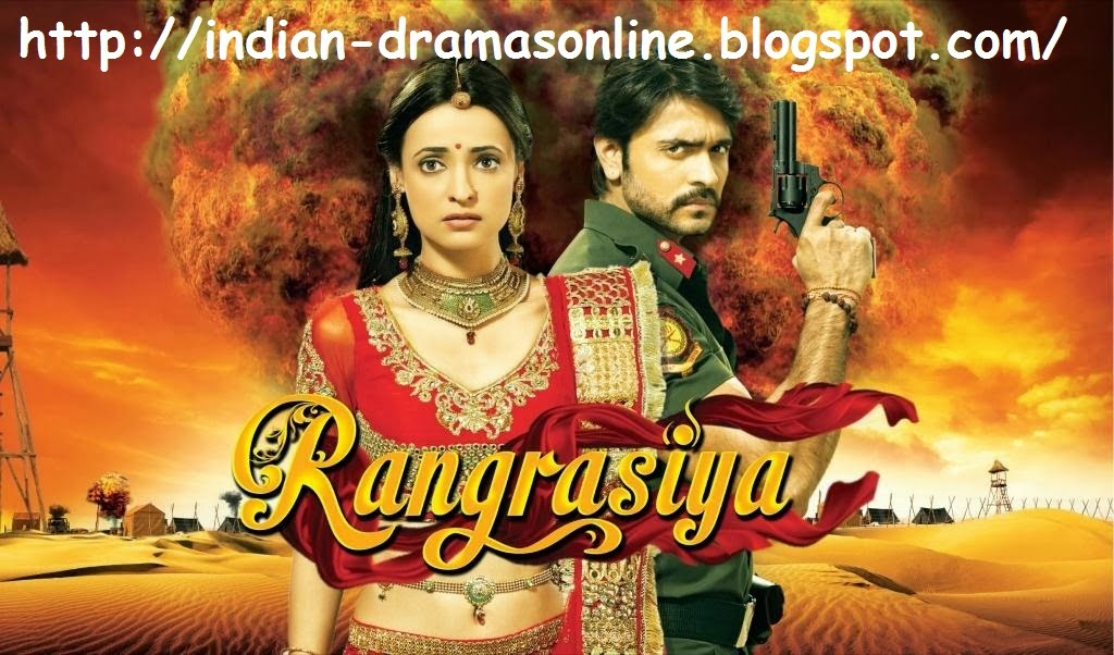 Rangrasiya 26th May 2014 Full Episode by Colors TV
