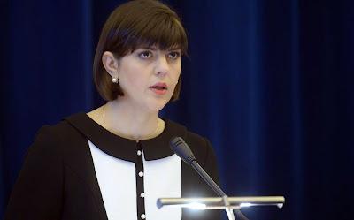 Laura Codruța Kövesi, SRI, DNA, Románia, korrupció, titkos szolgálatok