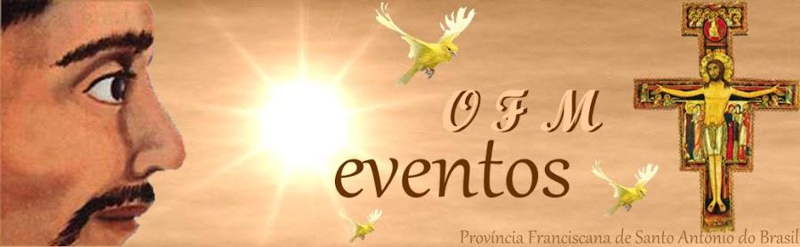 Eventos da Província Franciscana de Santo Antônio do Brasil