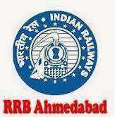 rrb ahmedabad vacancy