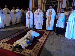 Ordenação Presbiteral do Padre Américo - Betânia-PE