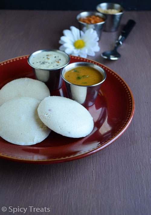 BrownRice Idli