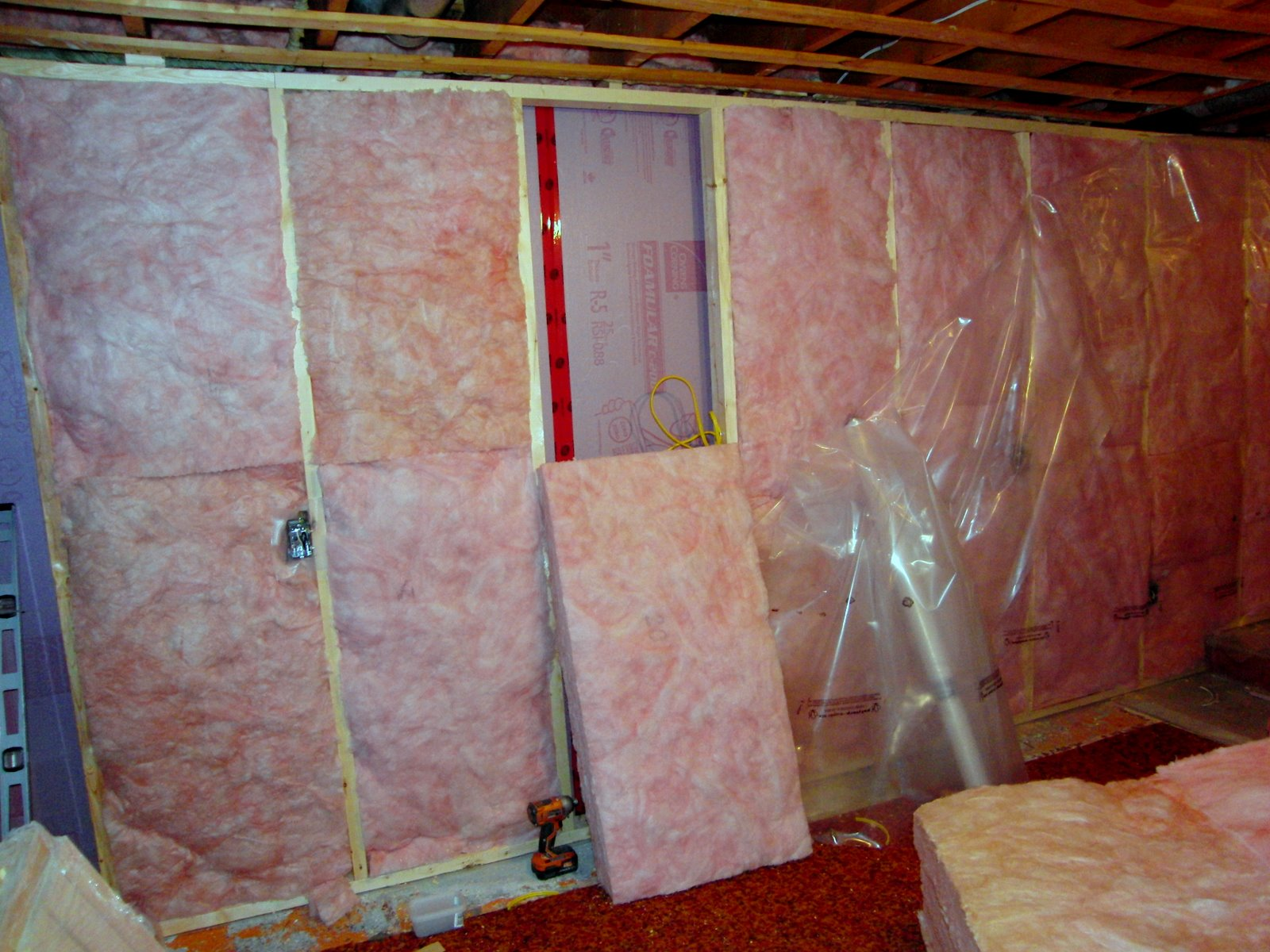 Insulating Basement Walls Lovely Ideas Frame Basement