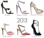 Zapatos 2013. Espectaculares diseños de zapatos. para la próxima temporada. gustan