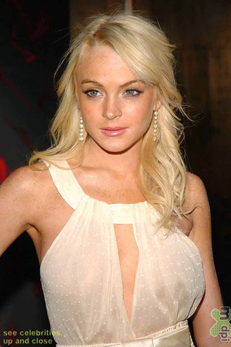 Fresh Look Lindsay Lohan Hairstyles 03
