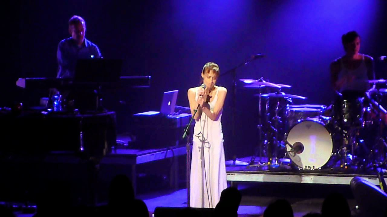 fiona apple live at the fillmore miami 2012