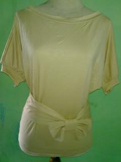 Pakaian Model Sabrina Belt